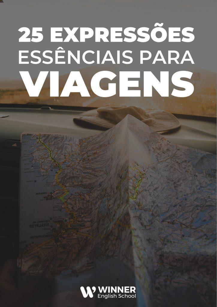 Bônus 03 - 25 Expressões Essenciais para Viagens