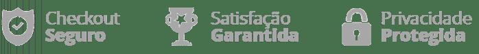 Checkout Seguro - Satisfação Garantida - Privacidade Protegida
