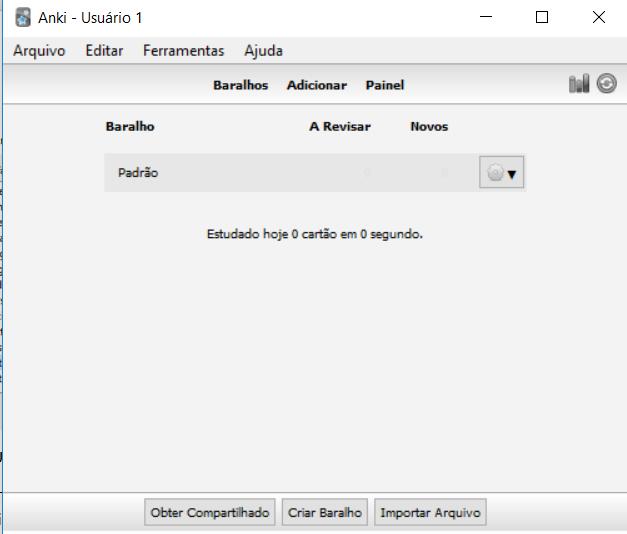 configurar anki usuario