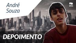 Depoimento - André Souza