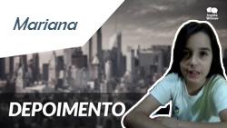 Depoimento - Mariana