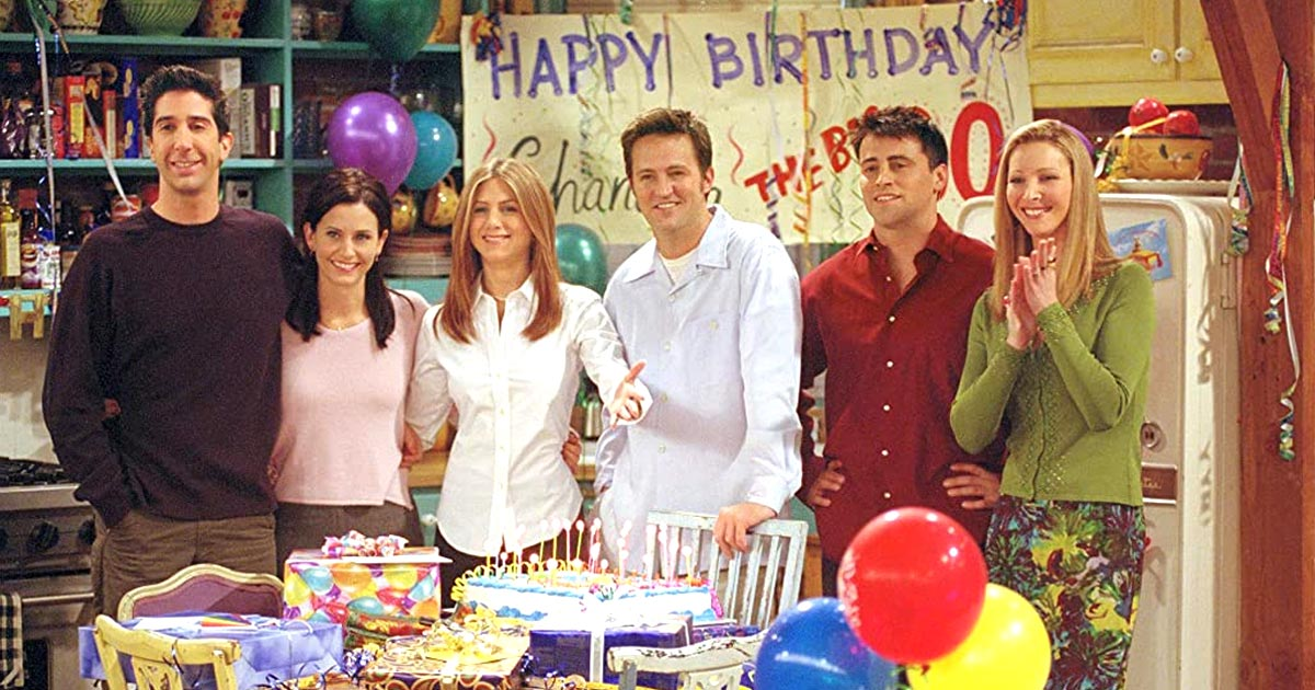 friends-the one where they all turn thirty