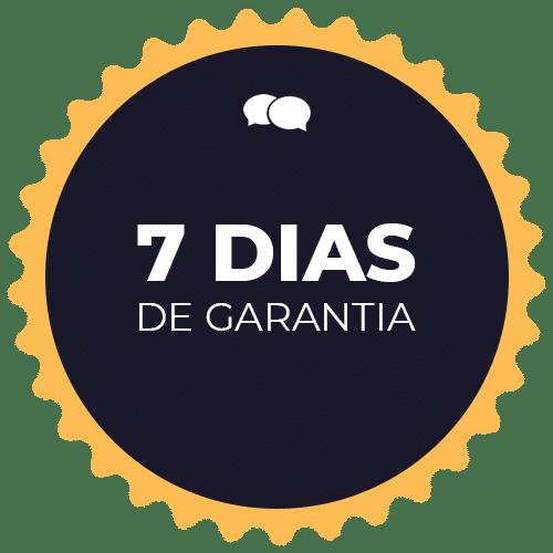 Garantia de 7 dias - Curso Inglês para Sobrevivência