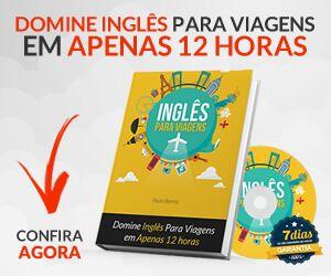 Inglês para Viagens - Inglês Winner
