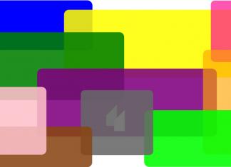 lista de cores em inglês com tradução - nomes de cores em inglês