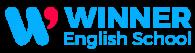 Logo Inglês Winner