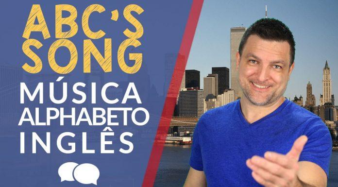 ABC Song - Música do Alfabeto em Inglês