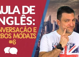 Aula de Inglês Básico 6: Modal Verbs (Verbos Modais) com Paulo Barros