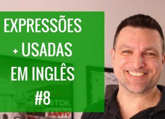 105 Expressões Mais Usadas em Inglês