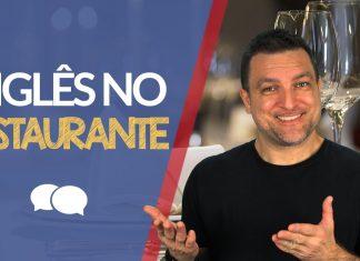 Aprenda a Falar Inglês no Restaurante