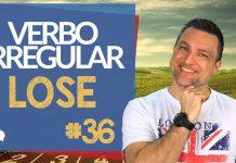 verbo irregular lose