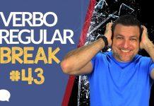 verbo irregular break