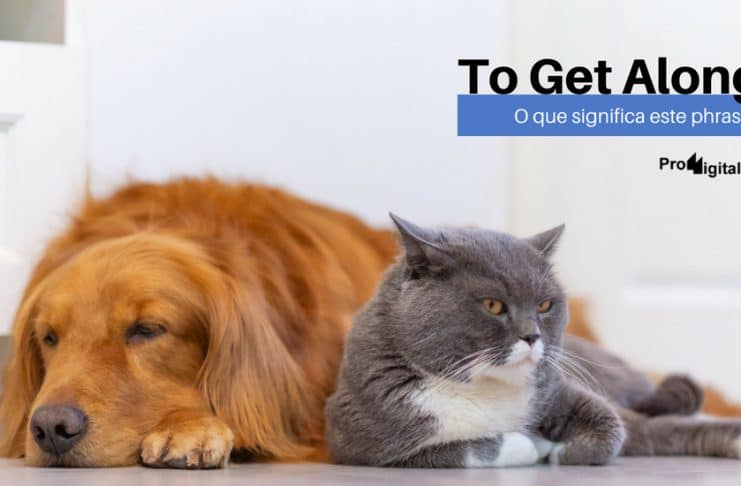 Phrasal Verb - To Get Along