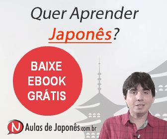 Desvendando a Língua Japonesa - Ebook Grátis