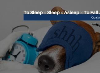 Qual a diferença entre To Sleep, Sleep, Asleep e To Fall Asleep