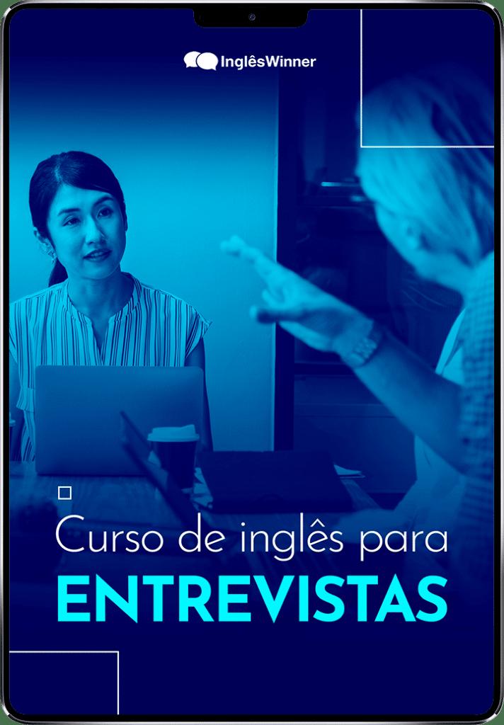 Inglês para Entrevista